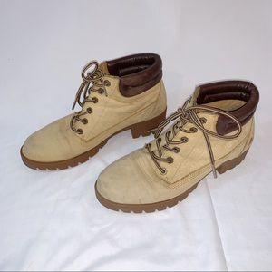 Aldo Tan & Brown Hiking Boots